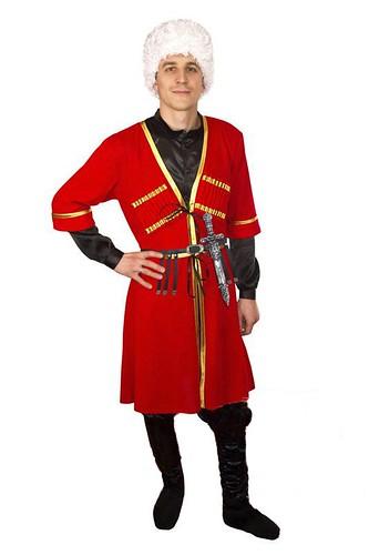 Мужской карнавальный костюм Армянский