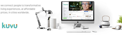 KUVU: Plataforma online y offline de alojamiento compartido intergeneracional