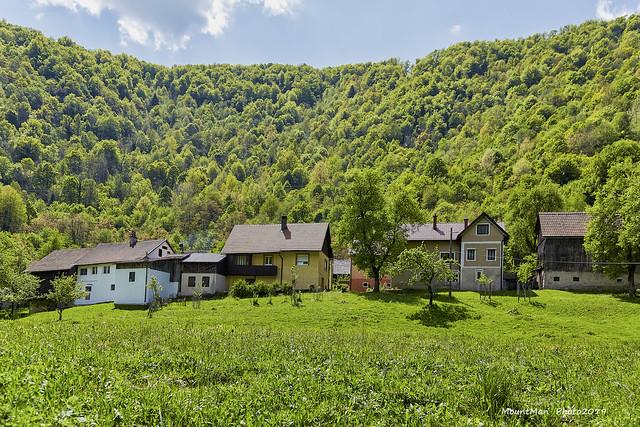 Selo Goršeti na Kupi