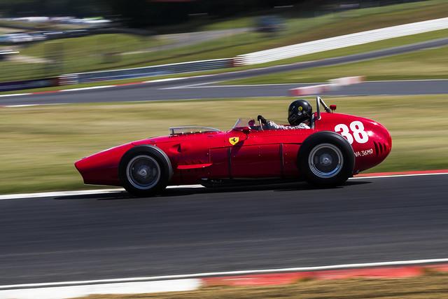 Ferrari Dino BR01 - Brands Hatch
