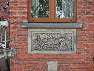 Koblenz - Fassadenschmuck (1901)