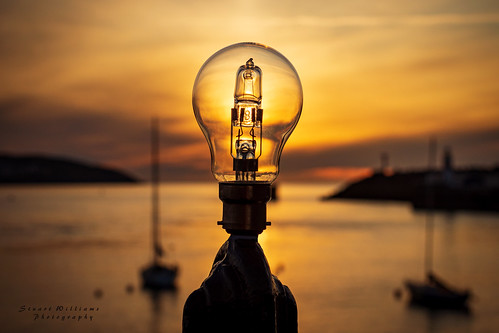 isleofman douglas harbour light bulb sunrise dawn coast solar