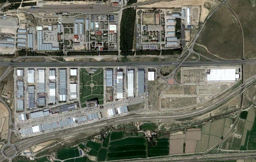 ciudad del transporte, san juan de mozarrifar, zaragoza, no hay una ciudad de buena, después, urbanismo, planeamiento, urbano, desastre, urbanístico, construcción, rotondas, carretera