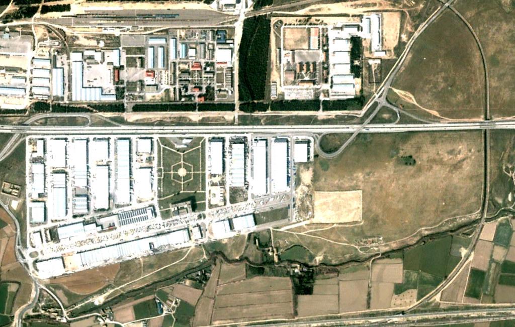 ciudad del transporte, san juan de mozarrifar, zaragoza, no hay una ciudad de buena, antes, urbanismo, planeamiento, urbano, desastre, urbanístico, construcción