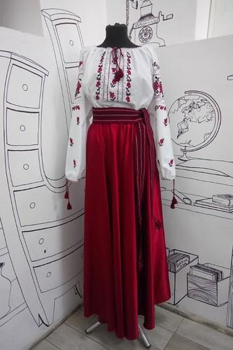 Женский карнавальный костюм Украинка