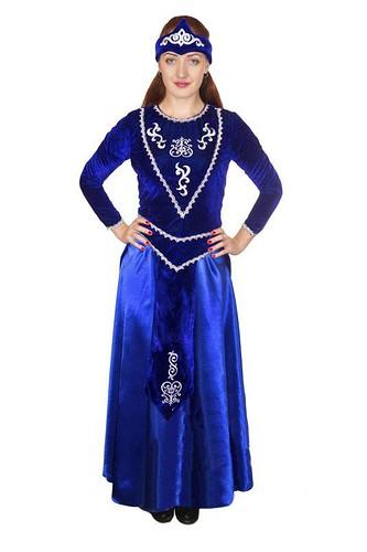 Женский карнавальный костюм Армянка