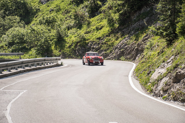 Arlberg Classic Car Rally 2019 - Donnerstag
