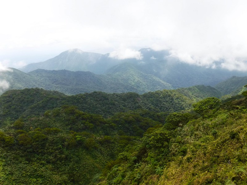 The mountains of Panay