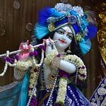 ISKCON Bangalore Deity Darshan 03 July 2019