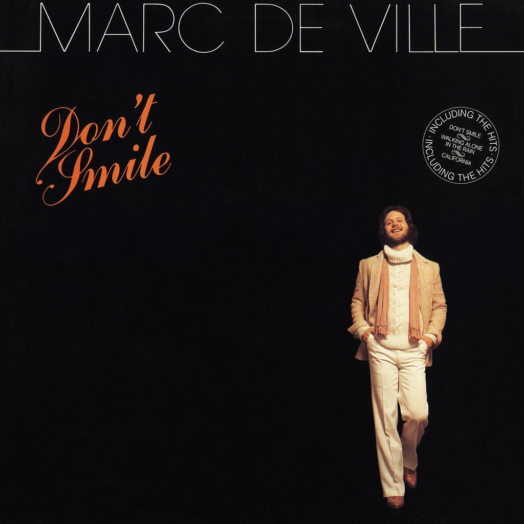 Marc De Ville – Don't Smile
