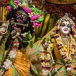 ISKCON Mayapur Deity Darshan 03 July 2019
