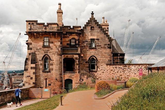 Edinburgh / Calton Hill / Old Observatory House