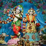 ISKCON Pune NVCC Deity Darshan 04 July 2019