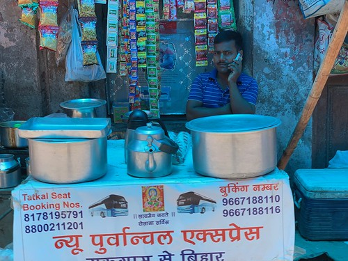 City Food - Baiju Tea Stall, Naya Bazar, Gurgaon