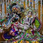 ISKCON Vrindavan Deity Darshan 04 July 2019