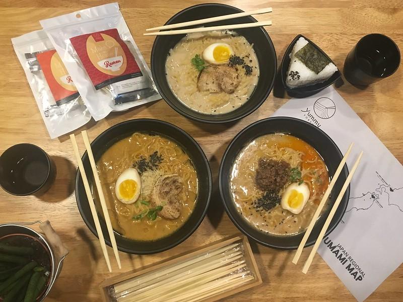 Yummy Tokyo, Maginhawa