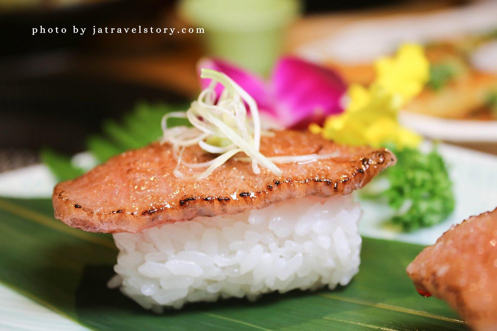 燒肉的名門赤虎 冷藏手切燒肉肉質鮮美,燒肉套餐份量十足!【內湖美食】 @J&A的旅行