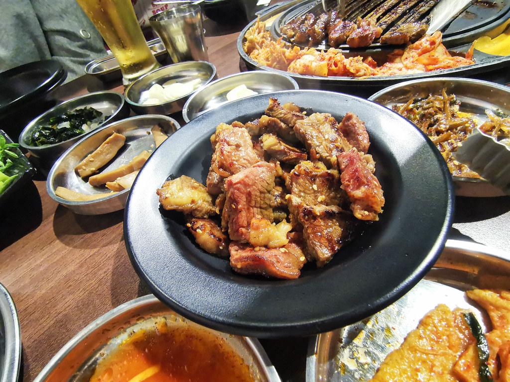 woosan韓式烤肉店 (18)