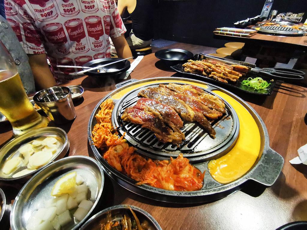 woosan韓式烤肉店 (17)
