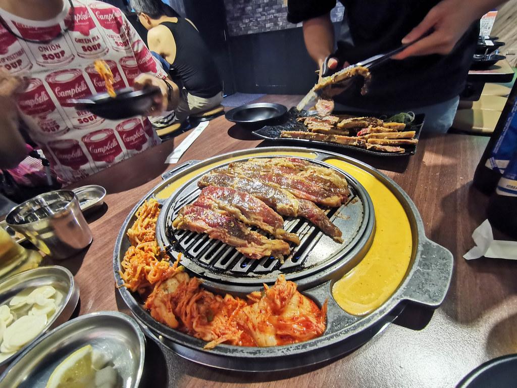 woosan韓式烤肉店 (14)
