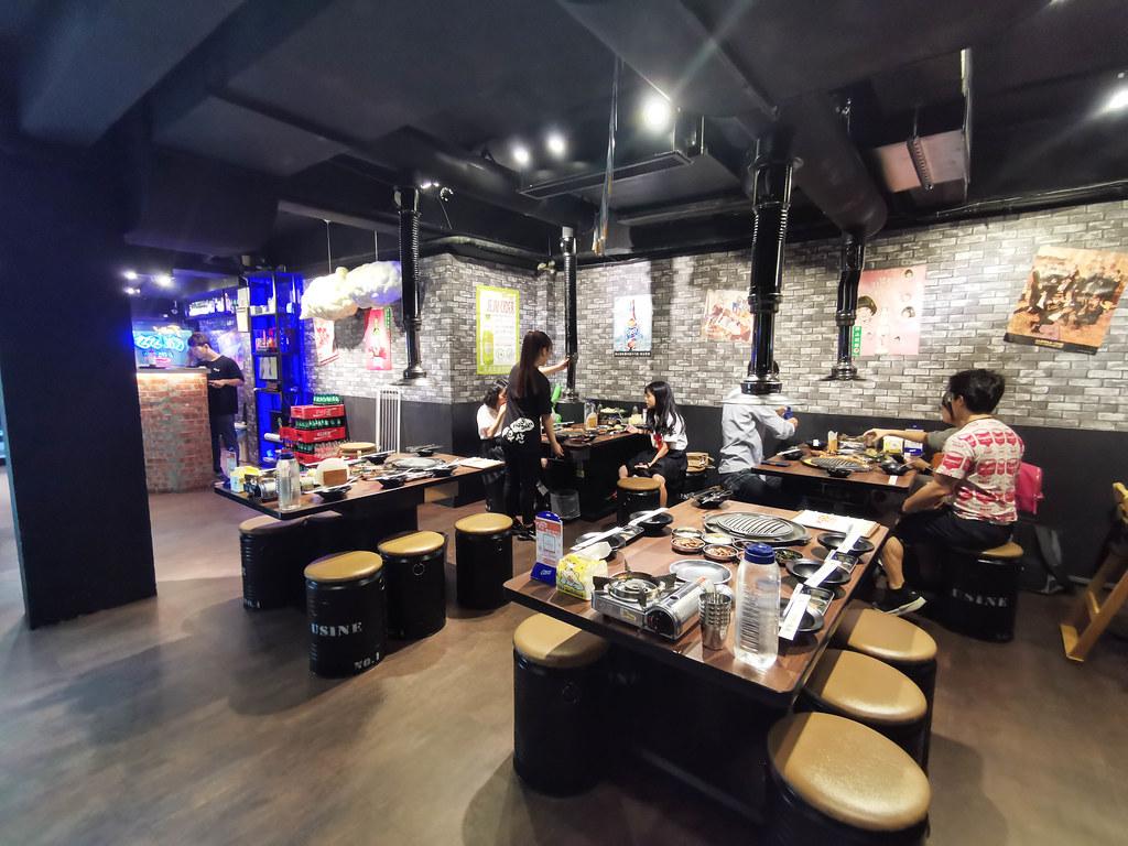 woosan韓式烤肉店 (7)