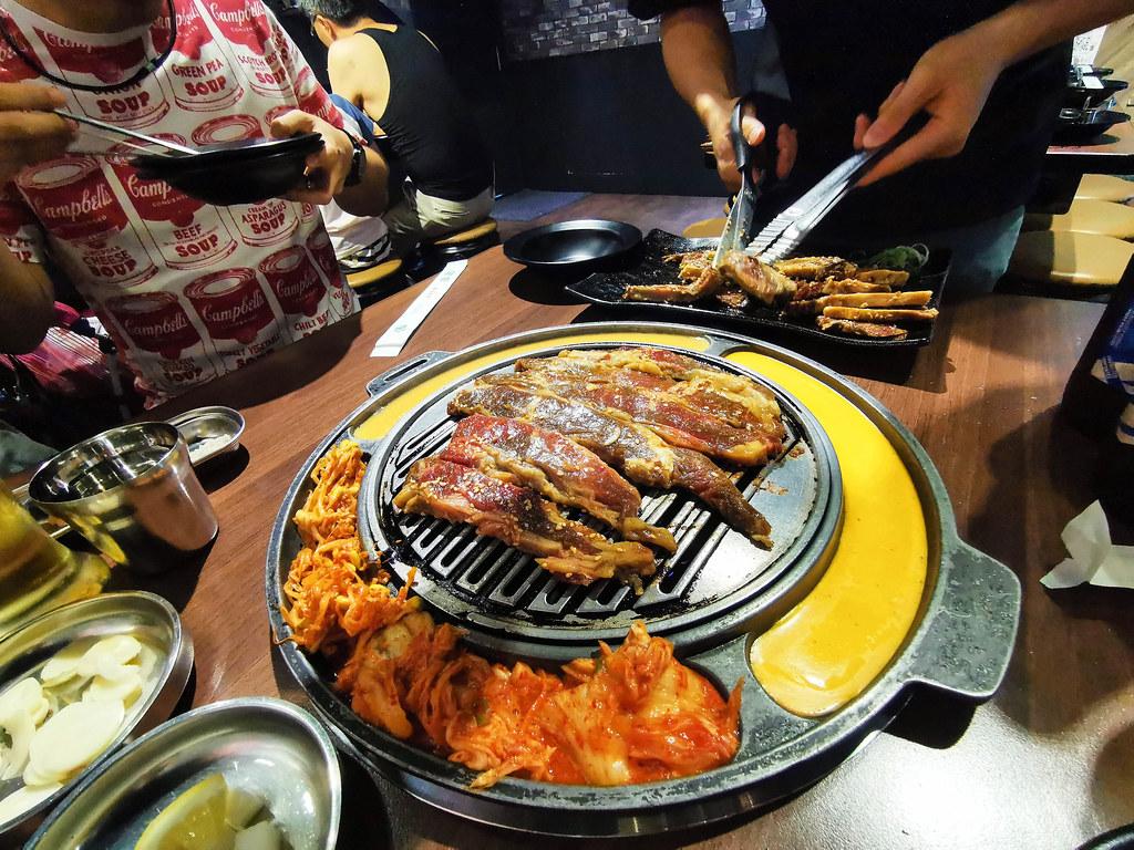 woosan韓式烤肉店 (15)