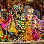 ISKCON Mayapur Deity Darshan 04 July 2019