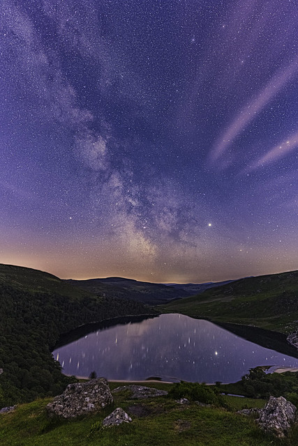 Lough Tay, County Wicklow (Explored)