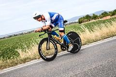 Vytrvalost přichází s věkem - rozhovor s triatletem Petrem Vabrouškem