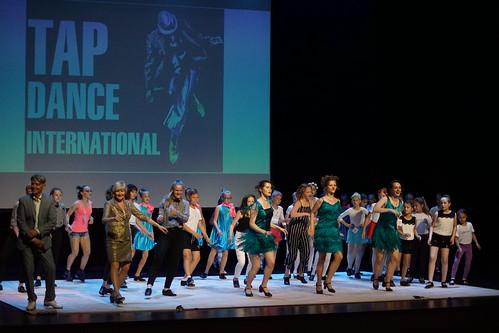 Starptautiskais stepa dejas konkurss