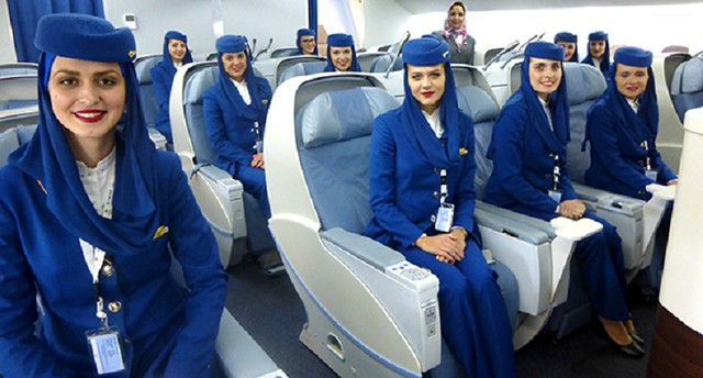 4242 What is the salary of Flight Attendants in the Airlines of Gulf Countries 01