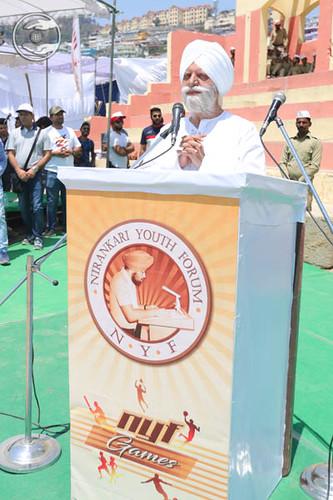 SNM Zonal Incharge Harbhajan Singh from Mussoorie Uttarakhand