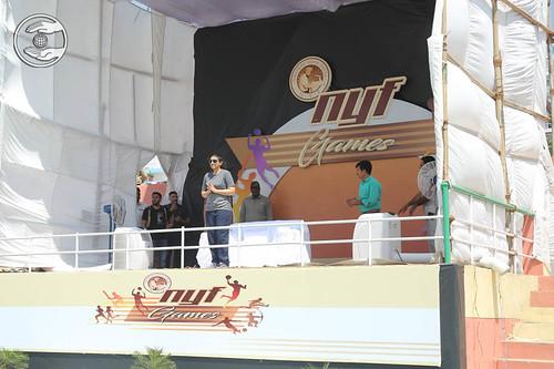 Arrival of Satguru Mata Ji on the dais