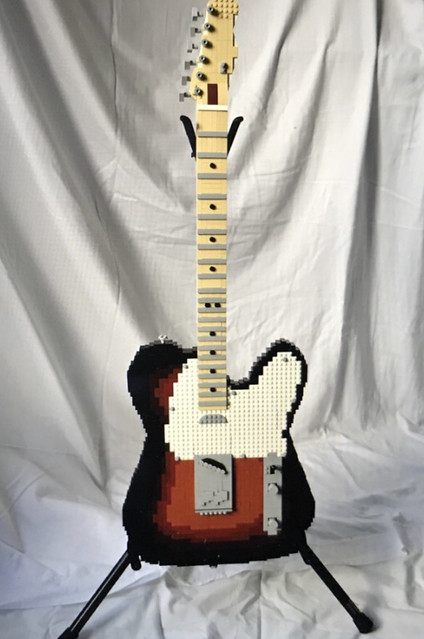 LEGO Fender Telecaster
