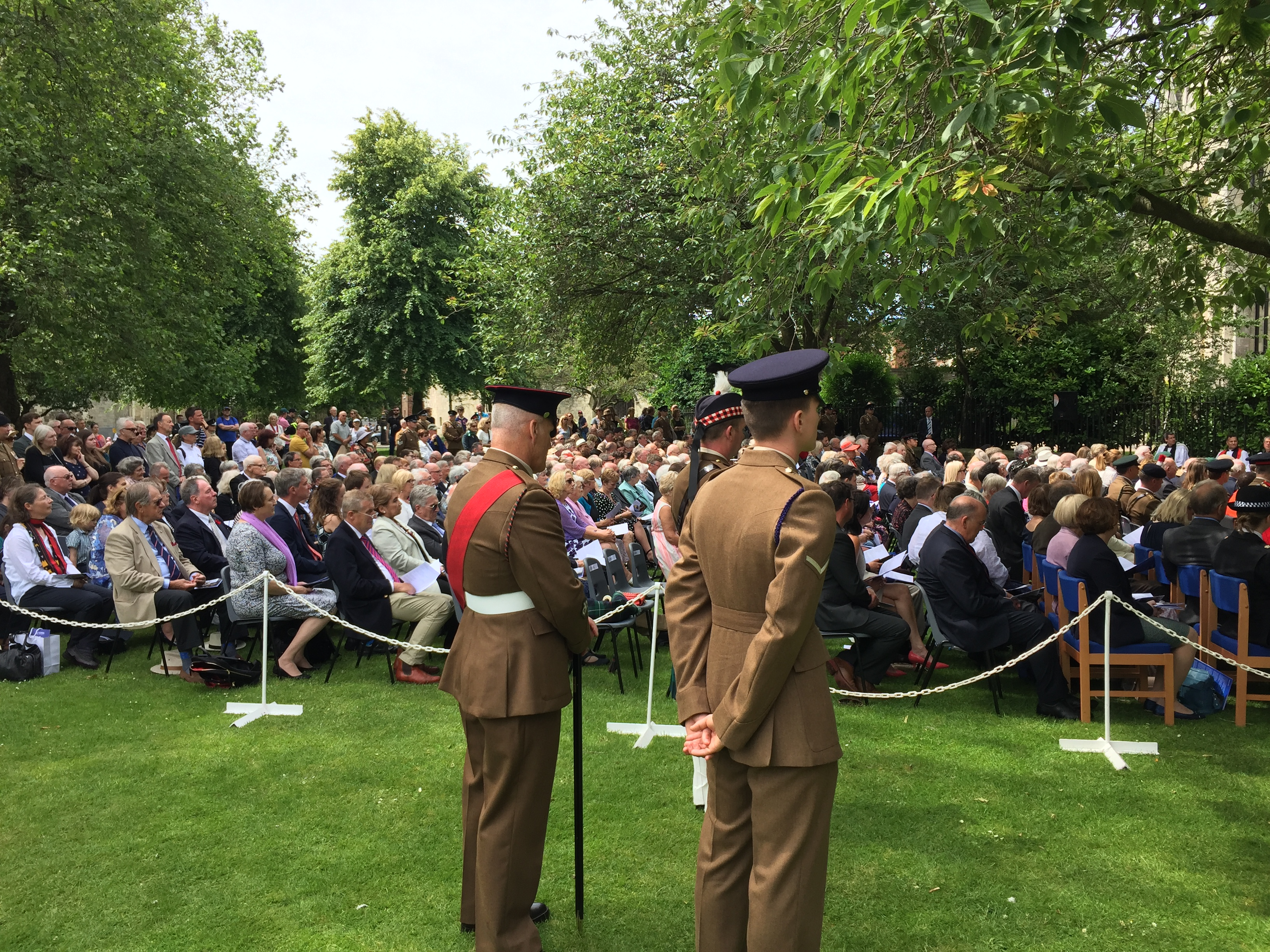 Service of commemoration: 75th anniversary of the Battles of Kohima and Imphal