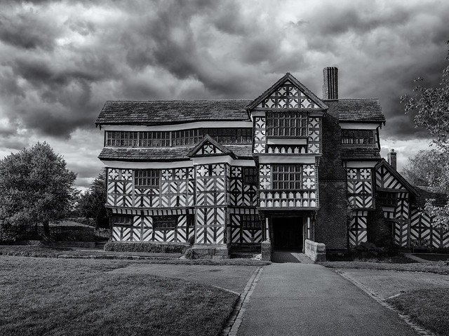 Tudor manor. Explored.