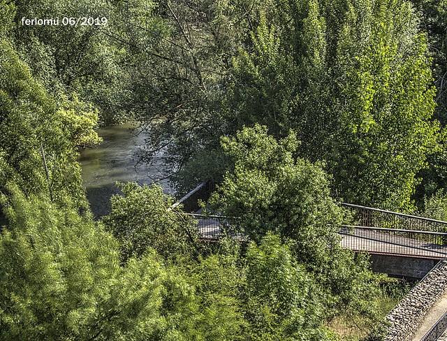 Almazán (Soria) 12 río Duero
