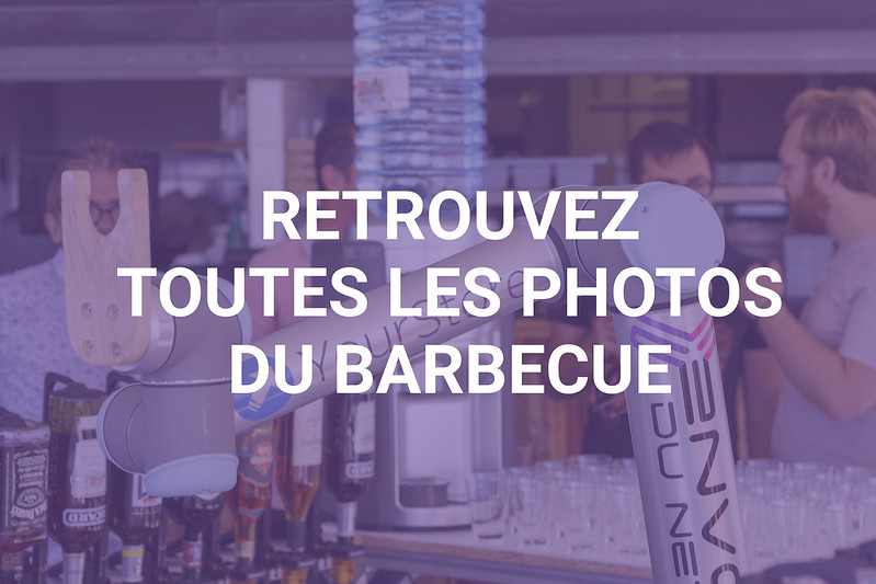 Barbecue Envoi du Net 2019