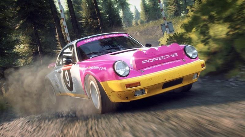 Dirt Rally 2 - Porsche 911 SC RS