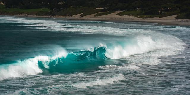 Wave's dance