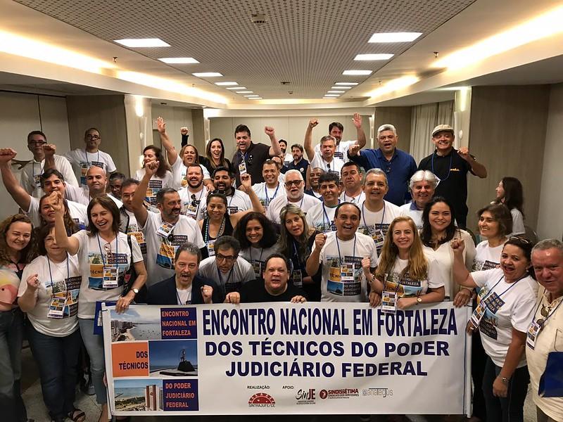ENCONTRO NACIONAL DOS TÉCNICOS DO PODER JUDICIÁRIO FEDERAL EM FORTALEZA