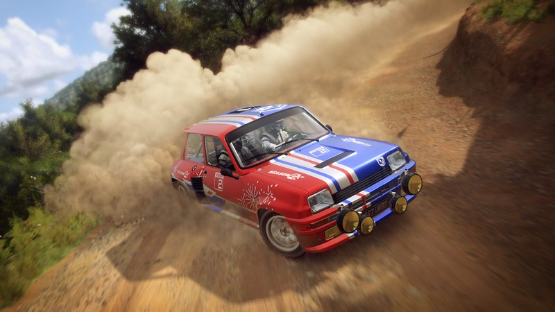 Dirt Rally 2 - Renault 5 Turbo new livery