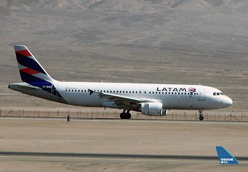 LATAM A320 CC-BAV CJC (RD)