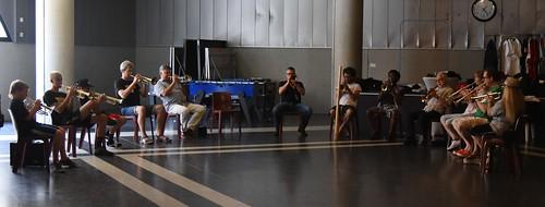 Collegio Papio - Meet The Trumpet Mafia - Jazz Ascona - Suisse