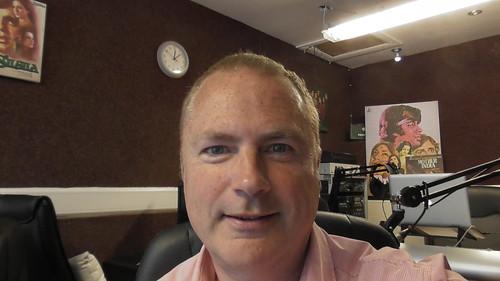 Jonathan Wallace at Spice Radio July 19