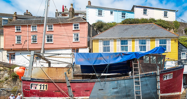 Mevagissey Colours