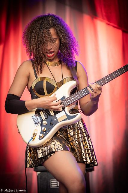 Jackie Venson @ New Orleans Festival Fürth