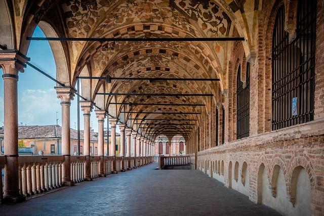 Palazzo della Ragione, Padua/ Italy