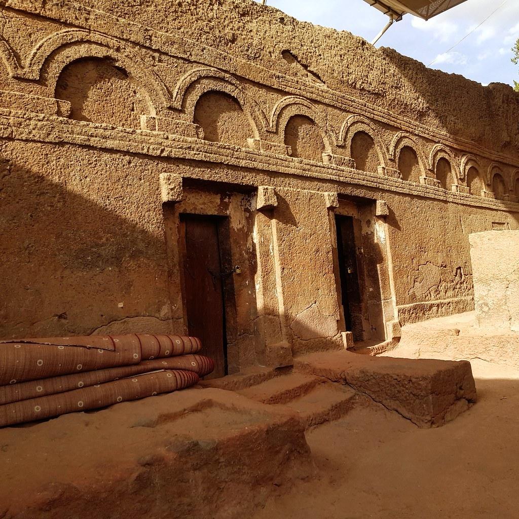 Kościoły Lalibela, Etiopia