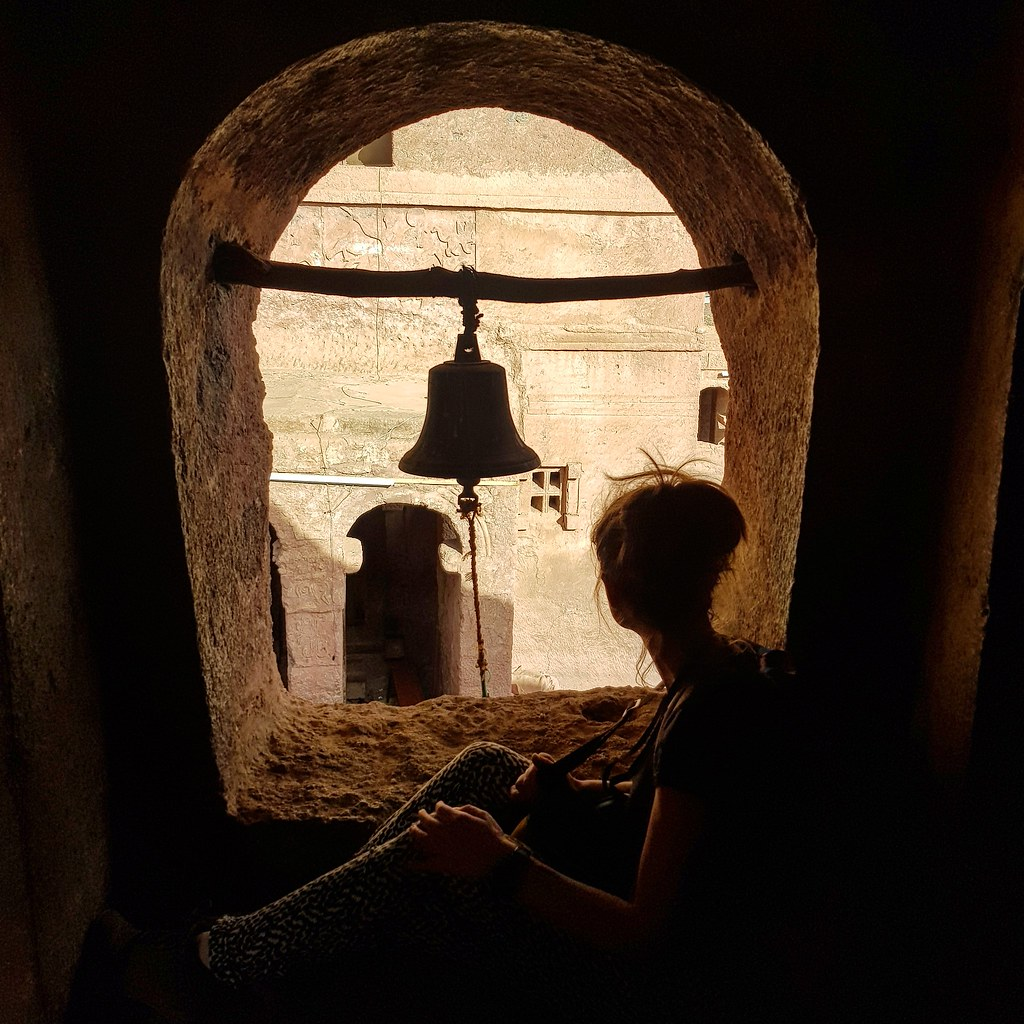 Kościoły Lalibeli, Etiopia